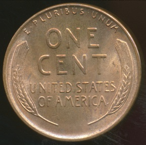 World Coins - United States, 1942-D One Cent, Lincoln Wheat - Uncirculated