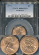 World Coins - Australia, 1971 2 Cent, Elizabeth II - PCGS MS65RD