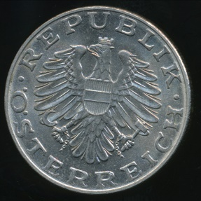 World Coins - Austria, Republic, 1979 10 Schilling - almost Uncirculated