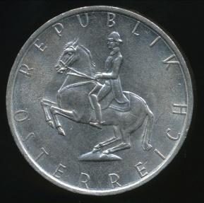 World Coins - Austria, Republic, 1990 5 Schilling - almost Uncirculated