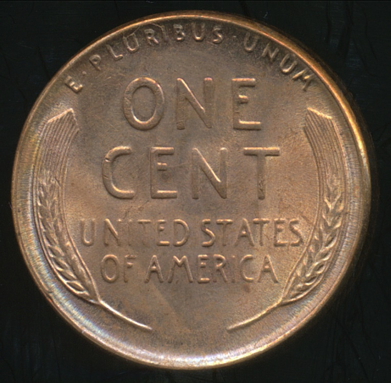 United States 1952 One Cent Lincoln Wheat Uncirculated