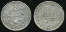 Timor, Portuguese Colony, 1958 60 Centavos - Extra Fine