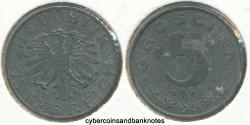 World Coins - AUSTRIA - 1966, 50 Groschen - KM# 2875 - Unc