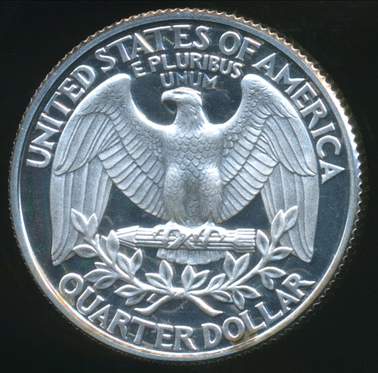 United States 1994 S Quarter Dollar Washington Silver