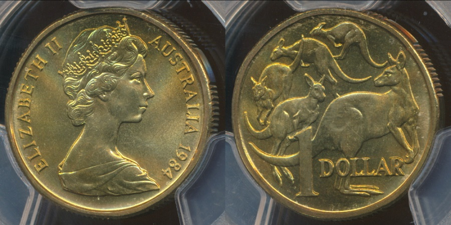 1987 & 1989 Canada One Dollar Coins - YouTube