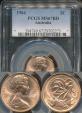 World Coins - Australia, 1984 2 Cents, Elizabeth II - PCGS MS67RD