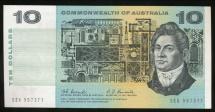 World Coins - Australia, 1967 Ten Dollars, $10, Coombs/Randall, R302 - Uncirculated
