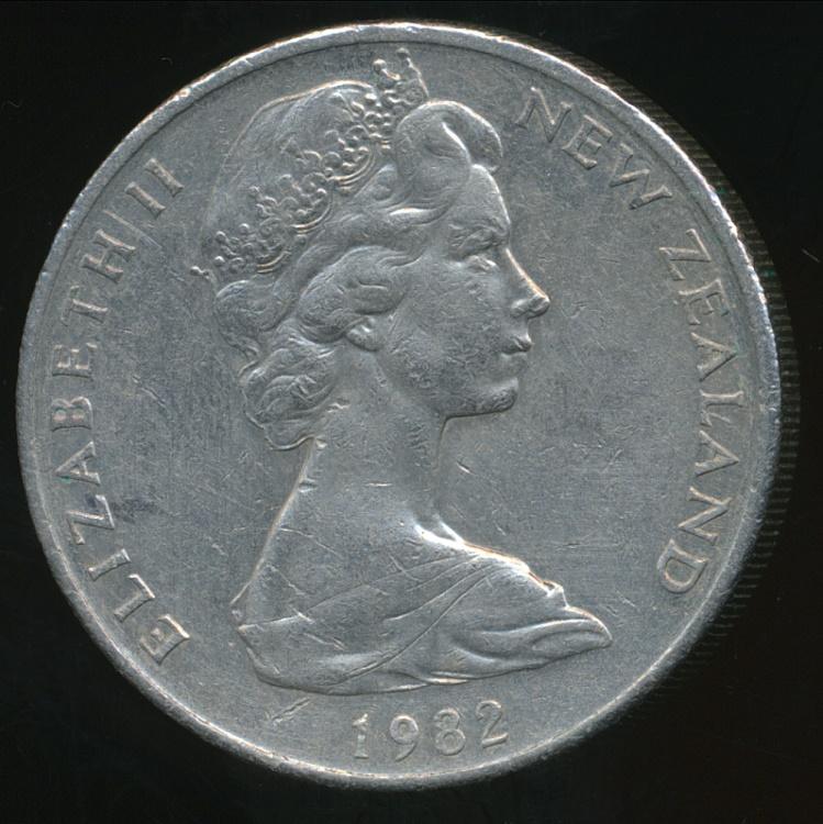 australia 1982 coin