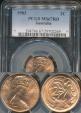 World Coins - Australia, 1983 2 Cents, Elizabeth II - PCGS MS67RD