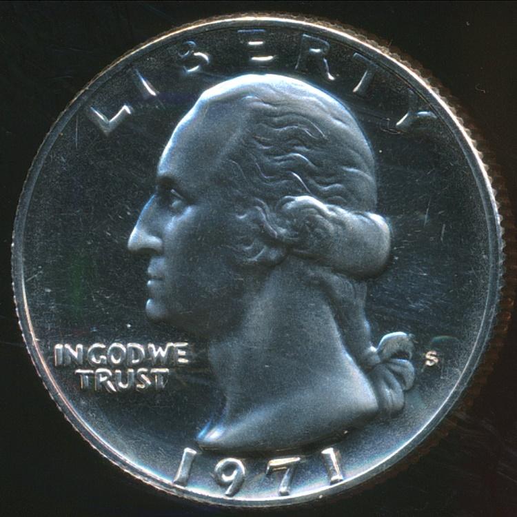 Value Of 1971 Quarter S Proof 4000 Dollars