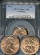 World Coins - Australia, 1981 2 Cents, Elizabeth II - PCGS MS67RD