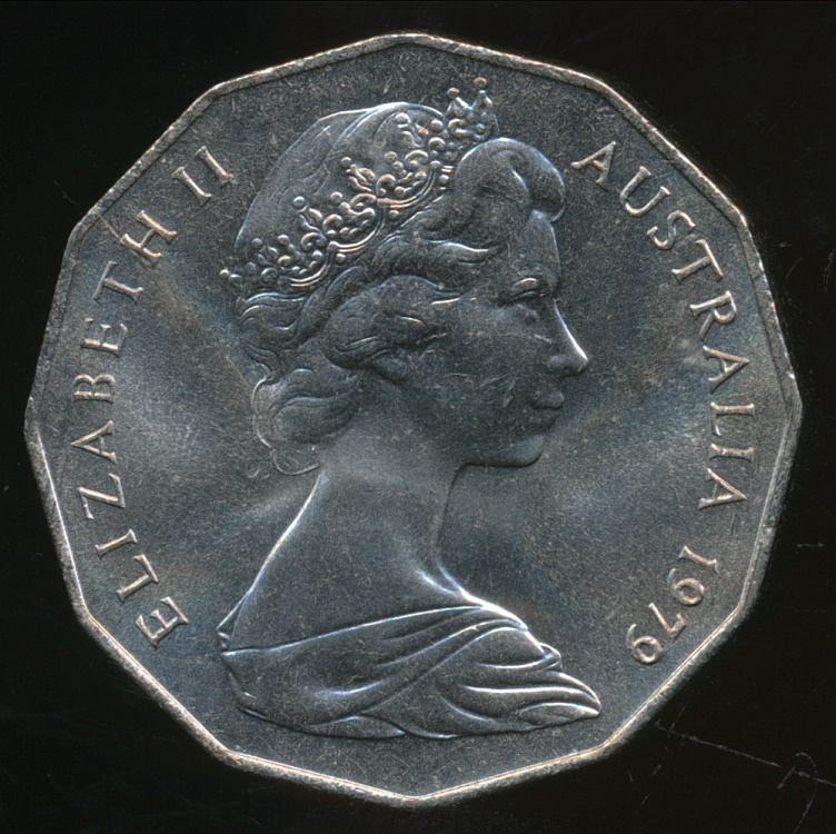 1979 50c coin value