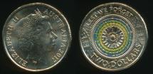 World Coins - Australia, 2017 Two Dollars, $2, Elizabeth II (Lest We Forget) - Uncirculated