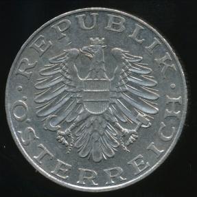 World Coins - Austria, Republic, 1997 10 Schilling - Extra Fine