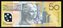 World Coins - Australia, 2007 Fifty Dollars, $50, Stevens/Henry, R521a - Uncirculated