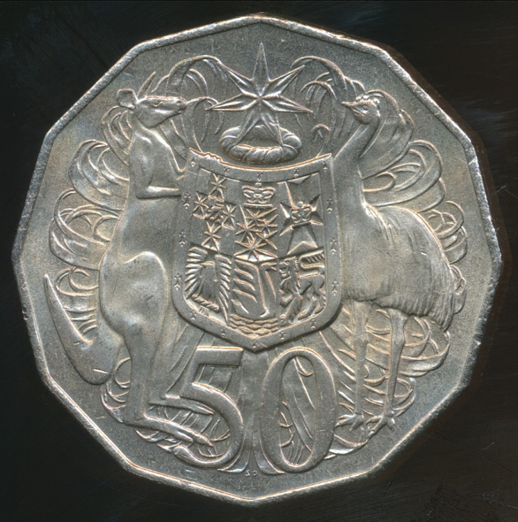 australia 1980 50 coin