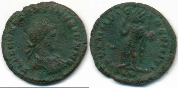 Ancient Coins - CONSTANTINE II, AE-3, AD 317-340, London mint, (20mm, 2.96 g), Struck AD 317-324 - RIC VII 145