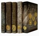 Ancient Coins - Sear: Roman Coins & Their Values. 5 volumes complete