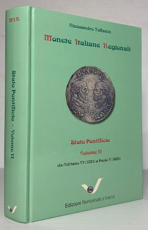 World Coins - Toffanin (Varesi): Monete Italiane Regionali. Stato Pontificio. Volume II