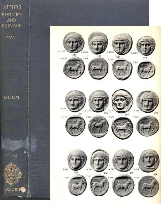 Ancient Coins - May: Ainos. Its History and Coinage 474-341 B.C.