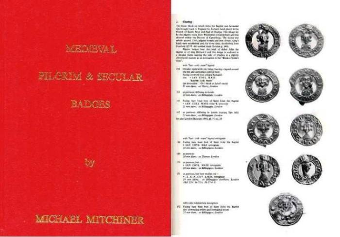 Ancient Coins - Mitchiner: MEDIEVAL PILGRIM & SECULAR BADGES