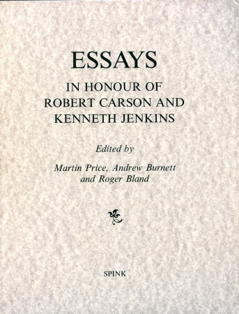Ancient Coins - Price et al: Essays in Honour of Robert Carson & Kenneth Jenkins