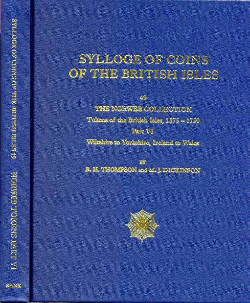 World Coins - SCBI 49. The Norweb Collection, Tokens 6, 1575-1750, Wiltshire to Yorkshire, Ireland to Wales