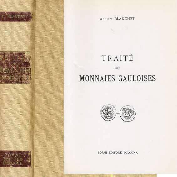 Ancient Coins - TRAITE DES MONNAIES GAULOISES
