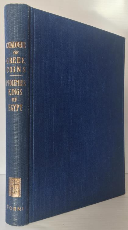 Ancient Coins - BMC Greek  7. Catalogue of the Greek Coins in the British Museum, The Ptolemies, Kings of Egypt