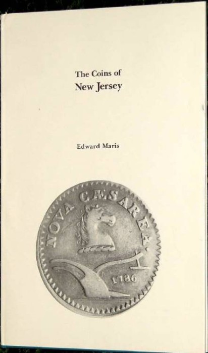 Ancient Coins - Maris: Historic Sketch of the Coins of New Jersey