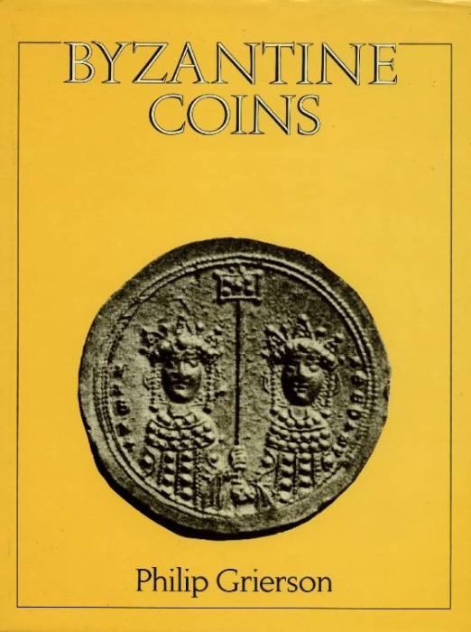 Ancient Coins - Grierson, BYZANTINE COINS