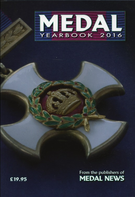 Ancient Coins - Token Publishing: Medal Yearbook 2016