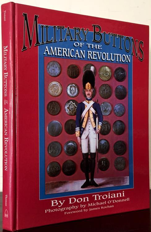 US Coins - Troiani: Military Buttons Of The American Revolution