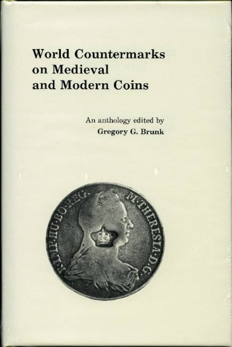 Ancient Coins - Brunk: World Countermarks on Medieval and Modern Coins