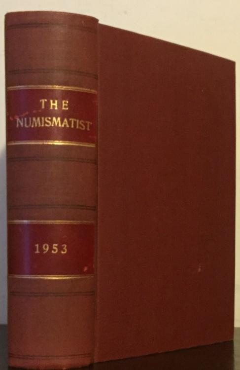 US Coins - A.N.A.: The Numismatist Vol. 66 (1953)