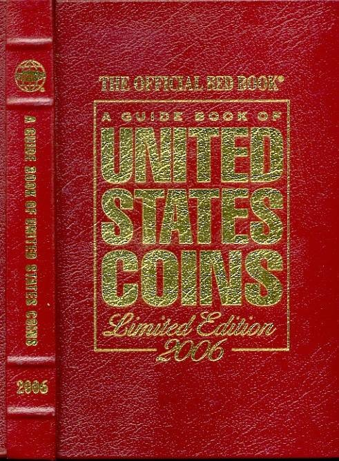 US Coins - Yeoman: A Guide Book of United States Coins, 2006, Full leather edition