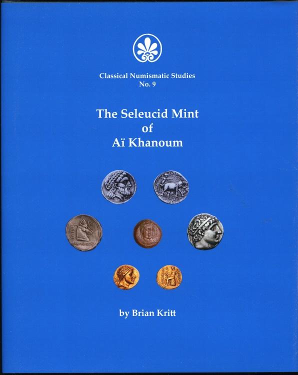 Ancient Coins - Kritt: The Seleucid Mint of Ai Khanoum