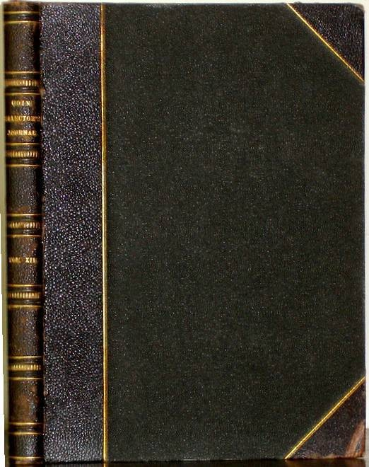 Ancient Coins - Scott: The Coin Collector's Journal. Volume 12, 1887