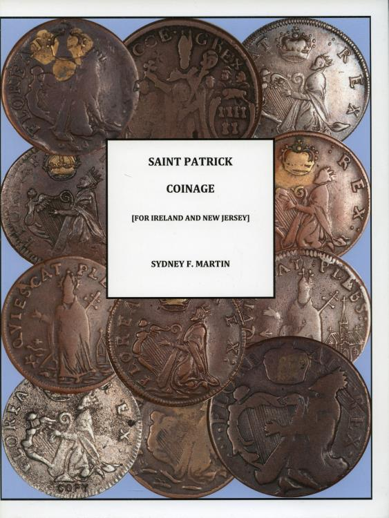 US Coins - Martin: Saint Patrick Coinage (for Ireland and New Jersey)