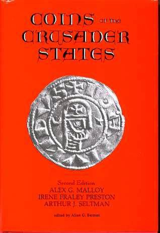 World Coins - Malloy: COINS OF THE CRUSADER STATES
