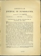 Us Coins - American Journal of Numismatics, 1911, Volume XLV