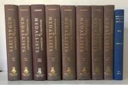 World Coins - Forrer. Biographical Dictionary of Medallists BC 500 - AD 1900 with Index, 9 Volumes