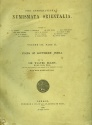 Ancient Coins - Elliot: International Numismatica Orientalia. The Coins of Southern India, 1886