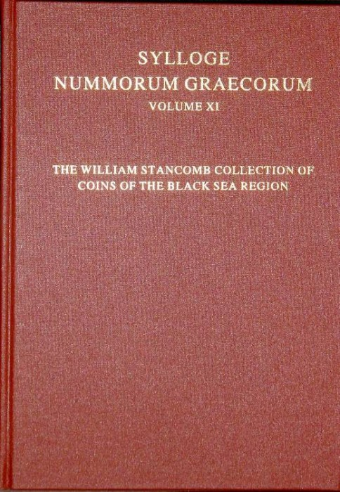 Ancient Coins - SNG British Series 11. The William Stancomb Collection. Coins of the Black Sea Region.