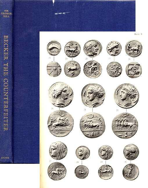 Ancient Coins - Hill: Becker the Counterfeiter