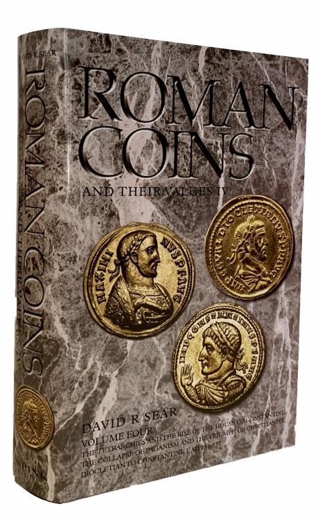 Ancient Coins - Sear: Roman Coins & Their Values. Volume 4