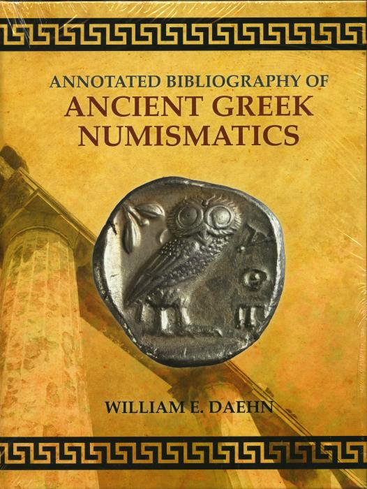 Ancient Coins - Daehn: Annotated Bibliography of Ancient Greek Numismatics, (new edition)