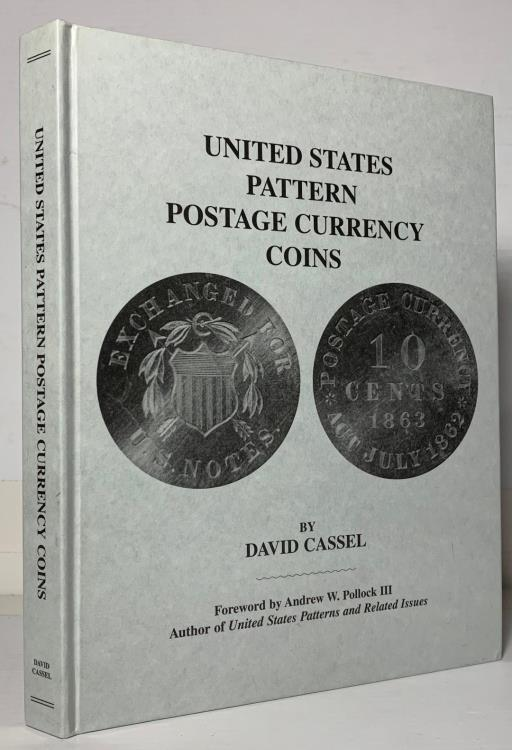 US Coins - Cassel: United States Pattern Postage Currency. Coins