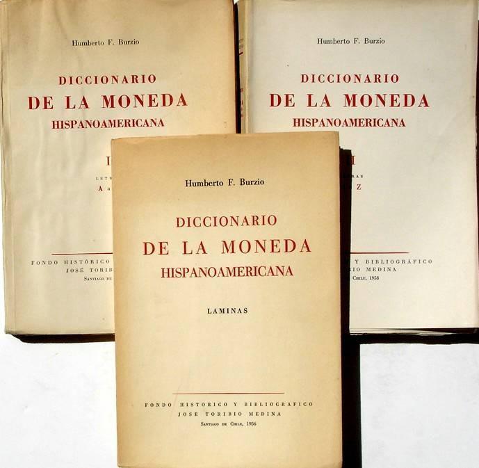 World Coins - Burzio: Diccionario de La Moneda Hispanoamerica