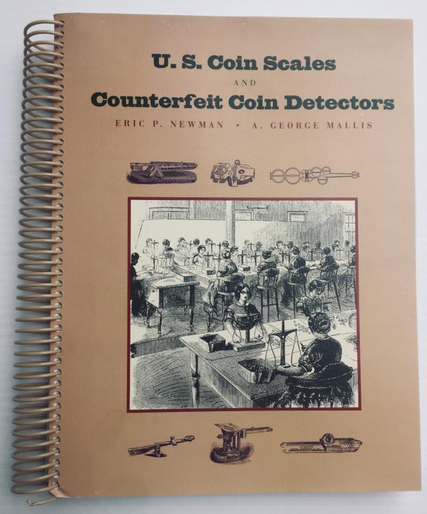 US Coins - Newman & Mallis: U.S. Coin Scales and Mechanical Counterfeit Coin Detectors